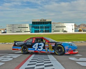Las Vegas Motor Speedway NASCAR Experience