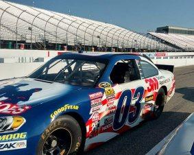 Las Vegas NASCAR Ride