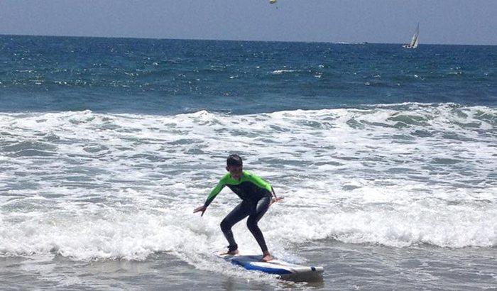 Lets Go Surfing LA