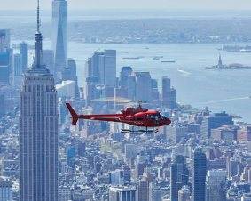 The New York - New York Helicopter Tour