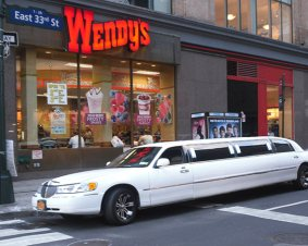Limousine Tour Of New York