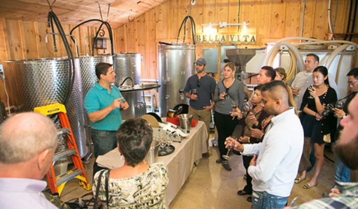 Long Island Winemaking Experience