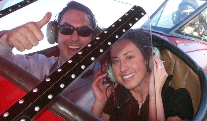 Biplane Ride Over Louisville