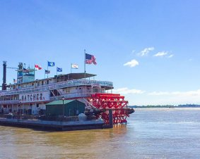 New Orleans Lunch Cruise For Two