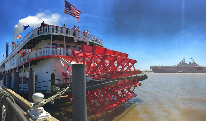 New Orleans Lunch Cruise