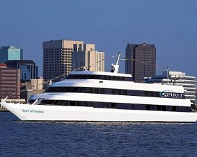 Norfolk Harbor Lunch Cruise For Two