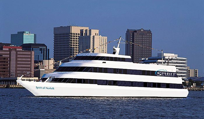 Norfolk Harbor Lunch Cruise For Two Unique Gifts From Xperience Days - Norfolk cruises