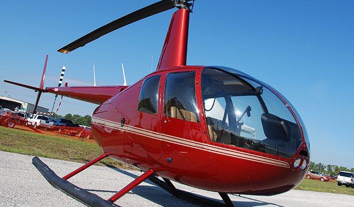 Detroit Helicopter Flight Tour