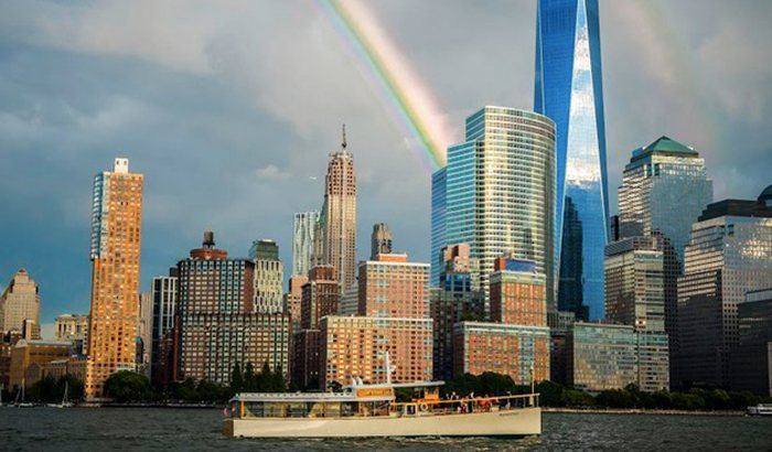 Manhattan Harbor Architecture Cruise