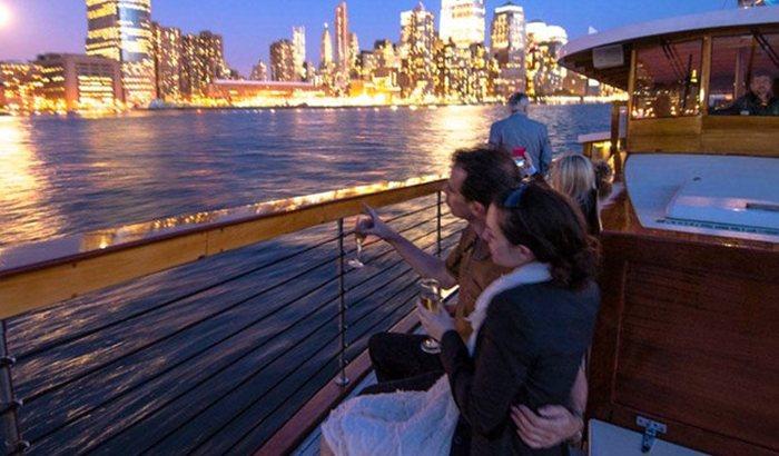 Manhattan Harbor Scenic Jazz Cruise