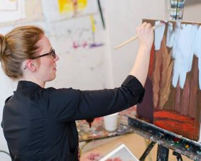 Manhattan Private Painting Class