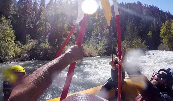 Western Washington Whitewater Rafting