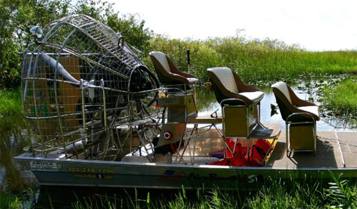 Private Everglades Safari Airboat Tour