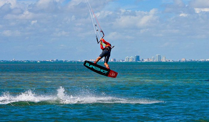 Miami Kiteboarding Lesson Xperience Days