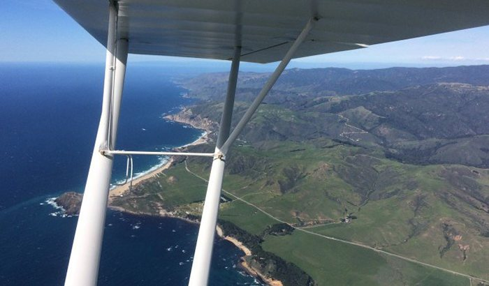 Monterey Bay Discovery Flight Lesson