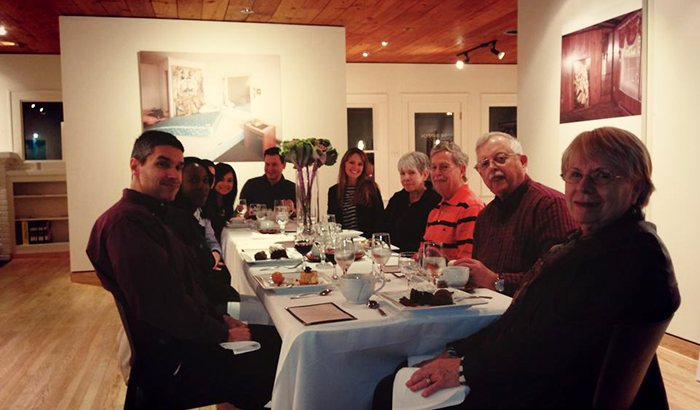Montrose Progressive Dinner Tour