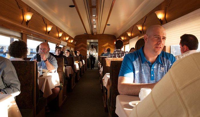 Sacramento Murder Mystery Dinner Train
