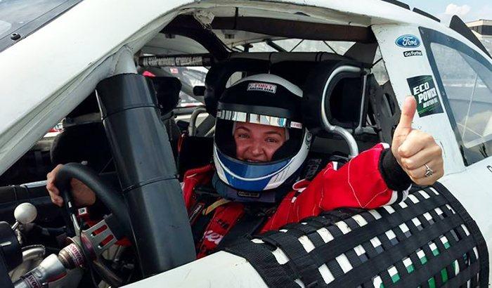 Myrtle Beach Speedway NASCAR Experience