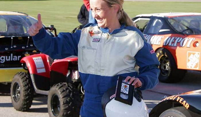 Texas Motor Speedway NASCAR Ride