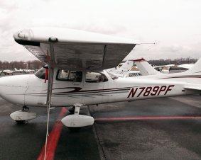 Flight Lesson Over New York