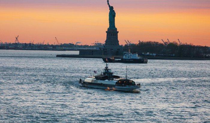 Gourmet New York Harbor Dinner Cruise