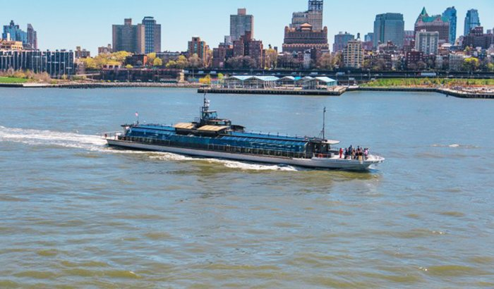 Gourmet New York Harbor Lunch Cruise