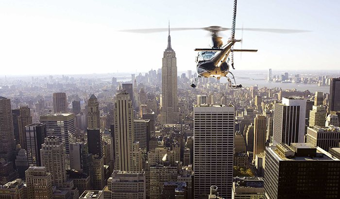 New York Helicopter Flight Lesson