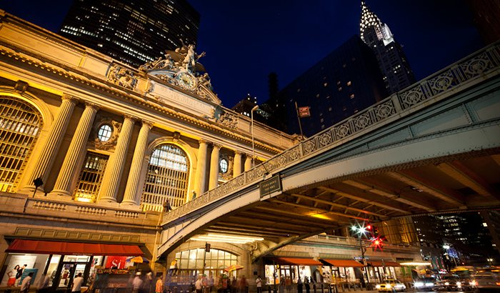 Ghost Hunting Tour of Grand Central