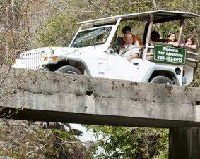 Nantahala Rail N Jeep Tour Combo