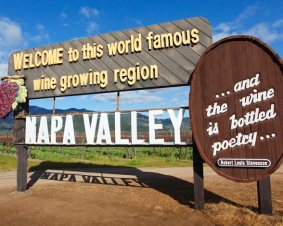 Napa Valley Winery Tour