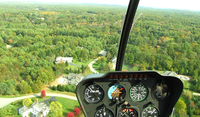 New England Helicopter Flight Tour