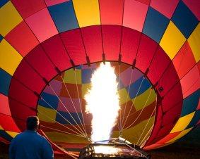 Hudson Valley Ballooning