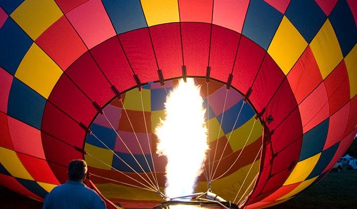 Hudson Valley Hot Air Ballooning