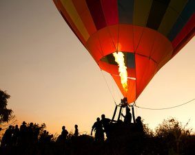 Hudson Valley Hot Air Ballooning For Two