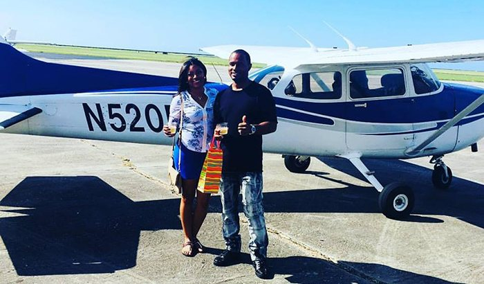 Scenic Flight Tour Over New Orleans