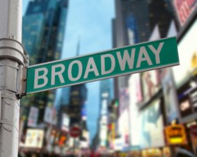 New York Broadway Walking Tour