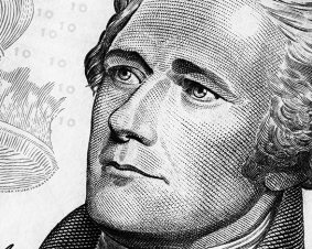 Alexander Hamilton Happy Hour Tour