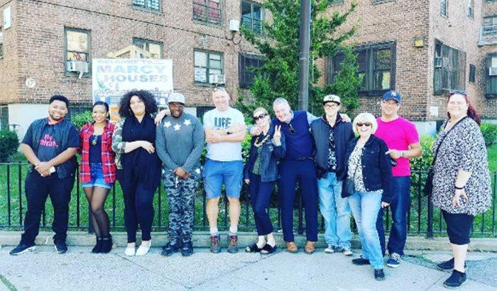New York Hip Hop Bus Tour
