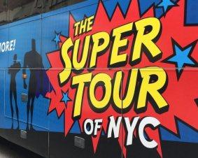 New York Super Hero Tour