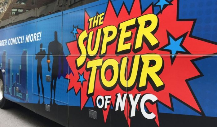 New York Super Hero Tour