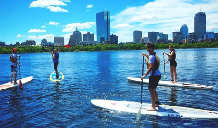Boston Paddleboard Lesson