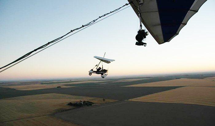 Nez Perce Ultralight Trike Flight