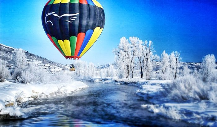 Steamboat Springs Hot Air Balloon Ride