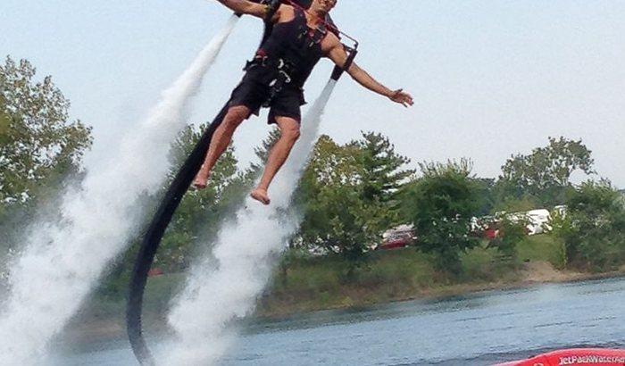 Columbus Jetpack Water Experience