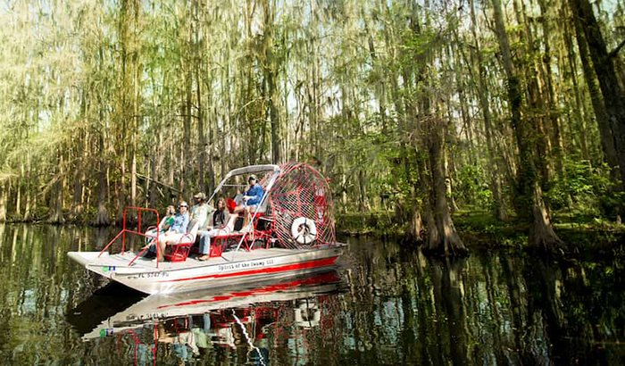 Airboat Ride Orlando
