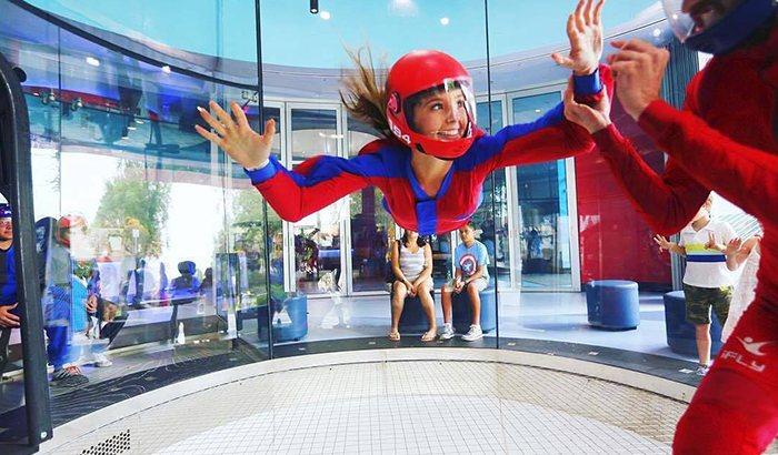 Orlando Indoor Skydiving