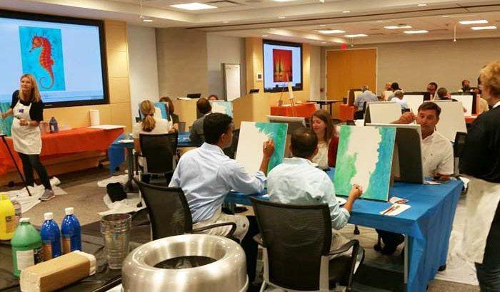 Fort Lauderdale BYOB Art Class