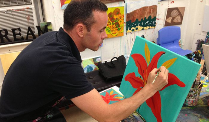 Manhattan Private Painting Class