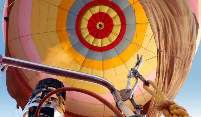Palm Desert Private Champagne Balloon Ride