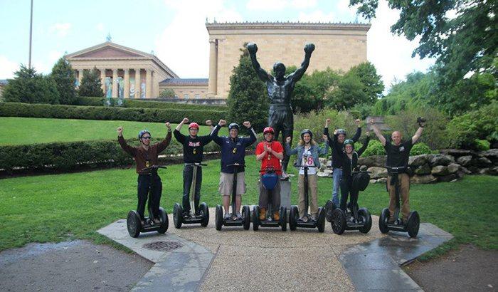 Philadelphia Segway Tour